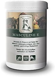 Mühldorfer Masculine E, 750 g, fördert den Muskelaufbau, für eine entspannte und kräftige Muskulatur, dopingfrei, Ergänzungs