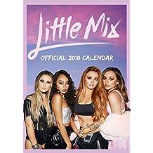 Little Mix Official 2018 Calendar - A3 Poster Format (Calendar 2018)