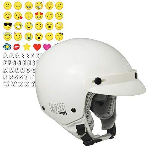 Preisvergleich Produktbild CGM 204s-ffa-14 Helm angeldevil,  weiß