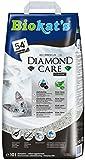 Biokat's Diamond Care Katzenstreu – Hochwertige Klumpstreu für Katzen mit Aktivkohle und Aloe Vera – 1 x Papierbeutel 10 L