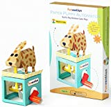 Funvention-Paper-Puppy-Automaton-Pack-of-3-3D-Paper-Animation-DIY-Puzzle-Toy-Kit-Birthday-Return-Gift-Pack-Mechanical-Science-Learning-Kit-Build-Your-Own-Toy-with-Movements