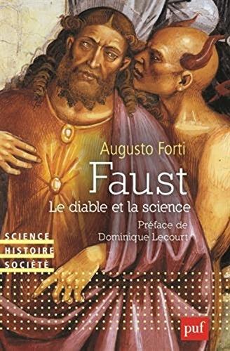 Faust. Le diable et la science par Augusto Forti