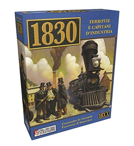 Unbekannt Giochi Uniti sl0058–Spiel Eisenbahn und Kapitäne der Industrie