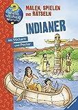 Indianer (Wieso? Weshalb? Warum? Malen, spielen und rätseln) -