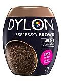 Dylon 350g Machine Dye Pod, Espresso Brown