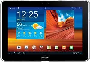 """Samsung Galaxy Tab 10.1N Tablette 10.1"""" (25,7 cm) 16 Go 1024 Mo Wifi + 3G Android 3.2 Blanc"""