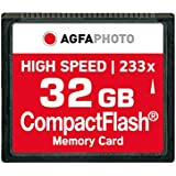 AgfaPhoto 120x High Speed MLC Compact Flash (CF) 32 GB Speicherkarte