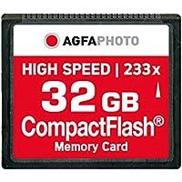 AgfaPhoto 120x High Speed MLC Compact Flash (CF) 32 GB Speicherkarte