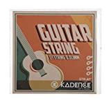 #4: Kadence Acoustic Guitar Single 1st E String STRA-1ST Pack of 3
