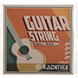 Kadence Acoustic Guitar Single 1st E String STRA-1ST Pack of 3