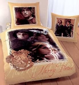 harry potter bettw sche garnitur student. Black Bedroom Furniture Sets. Home Design Ideas