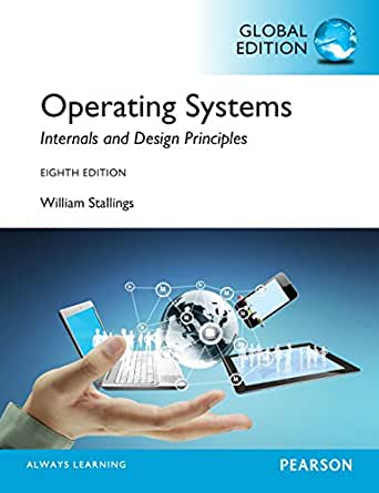 Operating design system principles by william stallings and internals pdf
