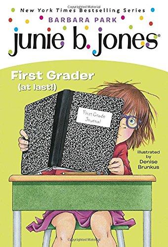 Junie B., First Grader (At Last!) Paperback