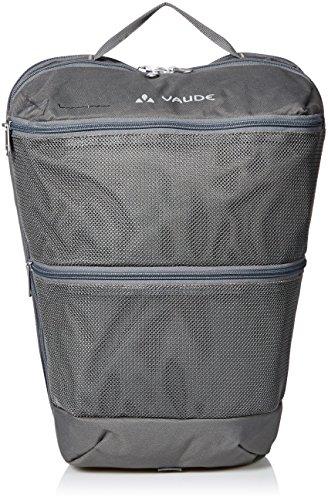 VAUDE Radtasche Sortyour Back, Organizertasche und Kulturbeutel für VAUDE Hinterradtaschen