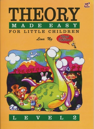 Theory Made Easy for Little Children Level 2 by Lina Ng (January 1, 2001) Paperback