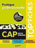 Pratique professionnelle - CAP petite enfance