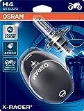 OSRAM 64193XR-02B X-RACER, H4 Halogen...