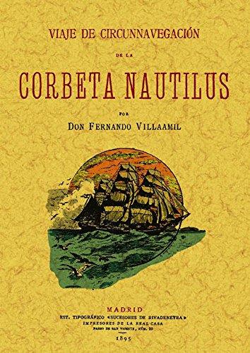 Viaje de circunnavegación de la corbeta Nautilus por Fernando Villaamil