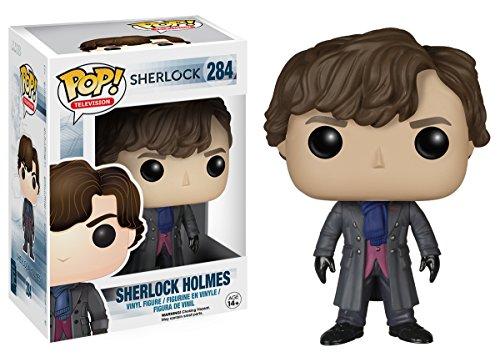 Funko Sherlock Holmes (Sherlock 284) Funko Pop Sherlock