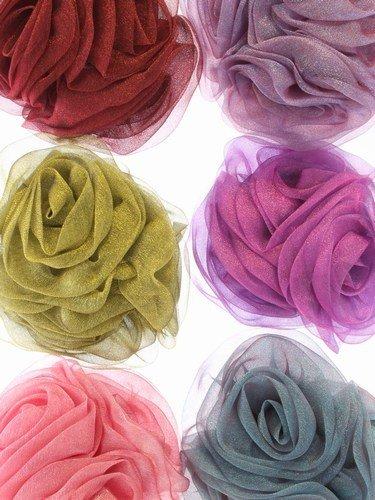beak-hair-clip-brooch-pin-statement-chiffon-rose-hair-grip-slidecoral-pink