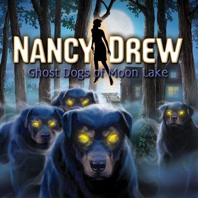 Nancy Drew Ghost Dogs Of Moon Lake