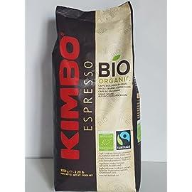 Kimbo Bio Organic Coffee Beans 1kg