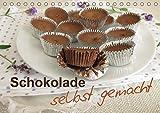Schokolade - selbst gemacht (Tischkalender 2020 DIN A5 quer): Leckere selbst hergestellte...