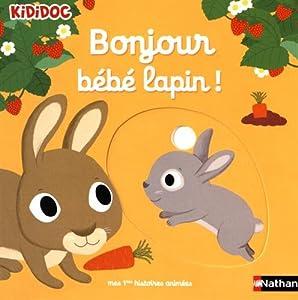 """Afficher """"Bonjour bébé lapin !"""""""