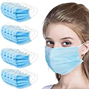 Billebon Nose Mask 3Ply Disposable Pollution Mask (20 pieces)