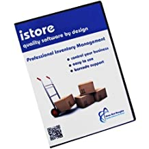 istore Inventory Control Software - Barcode, Invoicing, Stock Management