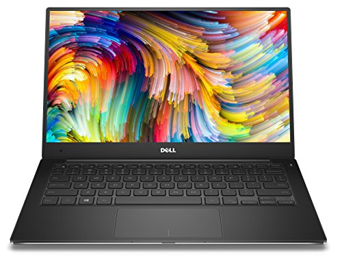 Dell XPS 13 13.3 Full HD Laptop - (Intel Core i7-8550U, 8 GB RAM, 256 GB SSD, Anti Glare, Windows 10 Home) - Silver