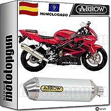 ARROW TUBO DE ESCAPE HOMOLOGADO RACE-TECH ALUMINIO CBR 600 F SPORT 2003 03 71607AO