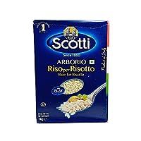 Scotti Arborio Rice Vac-Pack, 1kg
