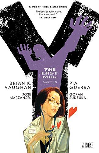 Y. The Last Man. Book 4