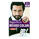 #8: Bigen Men's Beard Color, Natural Black B101 (20g + 20g)