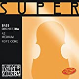 Cordes Thomastik Contrebasse Superflexible Noyau corde Accord d\'orchestre. 4/4; Sol x