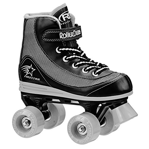 r V2 Quad Skates - Black/Grey ()