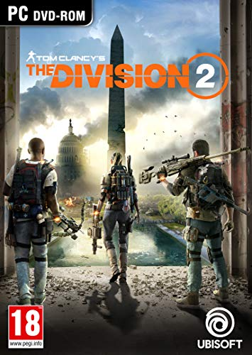 Tom Clancy's The Division 2 PC DVD Best Price and Cheapest