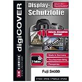 digiCOVER - Protector de pantalla para Fujifilm FinePix S4000