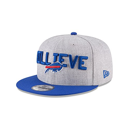 New Era Snapback Cap - NFL 2018 DRAFT Buffalo Bills