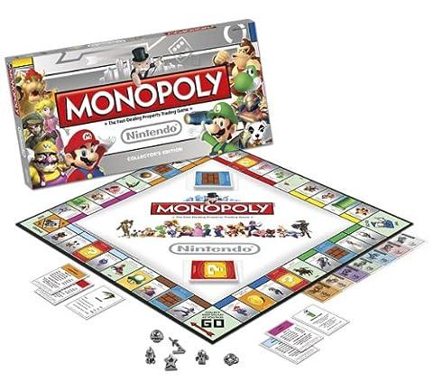 Monopoly: Nintendo Collector
