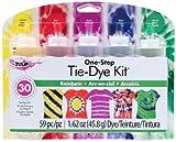 Tulip One-Step 5 Color Tie-Dye Kits Rain...