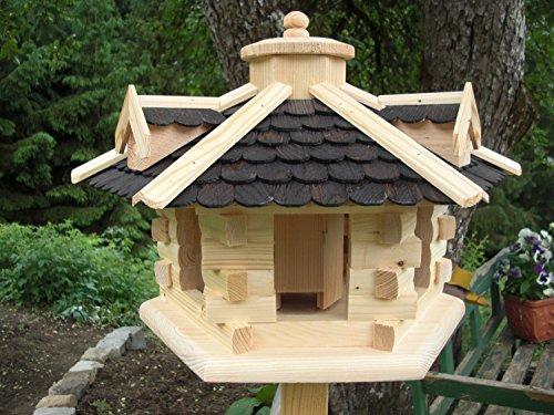 Vogelhaus-Gaube-Gro-V31-Vogelhuser-Vogelfutterhaus-Vogelhuschen-aus-Holz