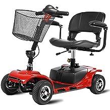 ACEDA Scooter Mobility | Scooter Minusválidos | Vehículo De Movilidad | Moto Minusválidos | Moto para