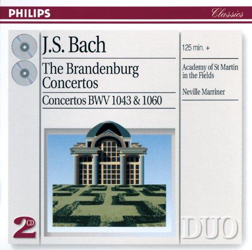 Bach, J.S.: The Brandenburg Co...