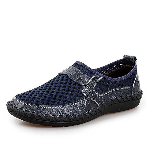 CUSTOME Hommes Chaussures d'eau Engrener Appartement Doux Respirant Mode de Plein air Poids Léger Décontractée Exercice Banc Chaussures
