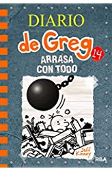 Descargar gratis Diario de Greg 14. Arrasa con todo en .epub, .pdf o .mobi