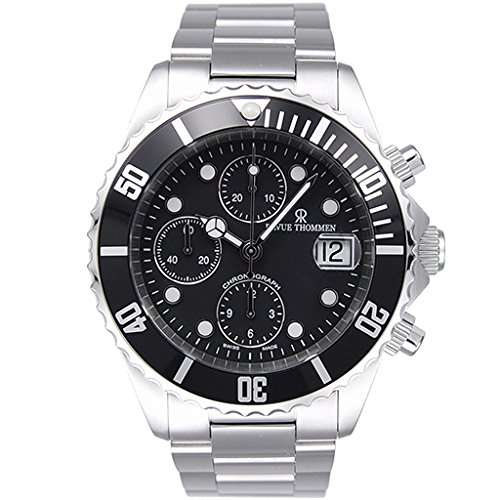 Revue Thommen Herrenuhr Diver Chrono Automatic - 17571.6137