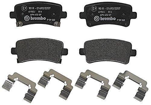 Brembo P83086 Pastiglia Freno Disco Anteriore