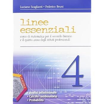Linee Essenziali. Per Gli Ist. Professionali. Con Espansione Online: 2